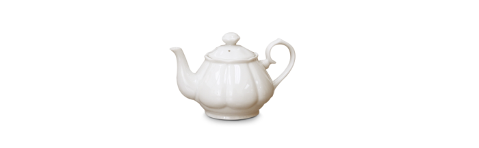 Thoughts On A Teapot